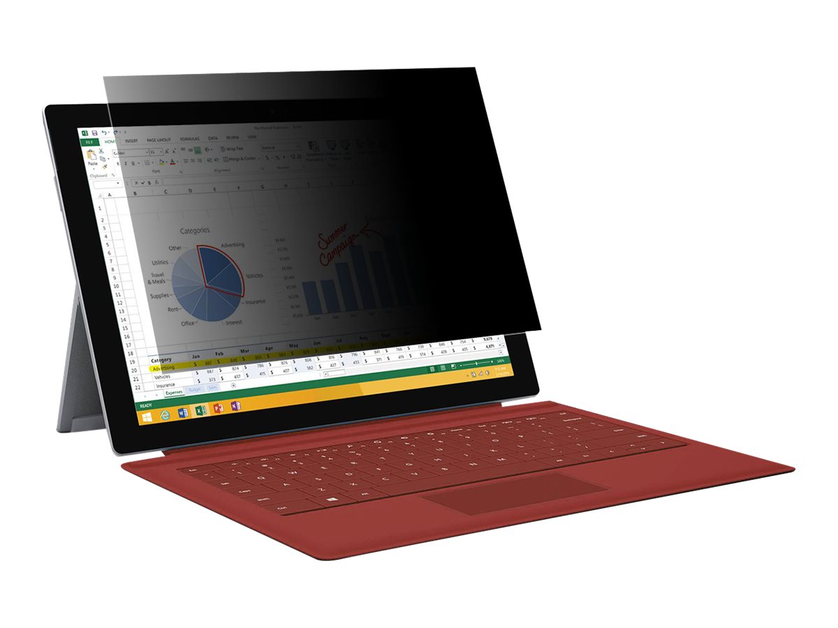 Targus 4VU Privacy Filter for 10.8 Surface Book