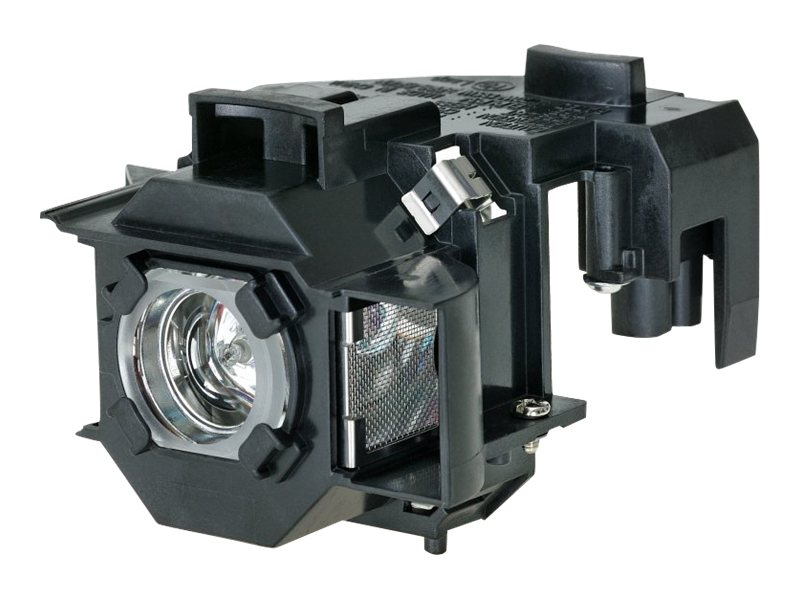 Epson Replacement Lamp For PowerLite 62c 76c 82c Projectors, V13H010L34, 6130412, Projector Lamps