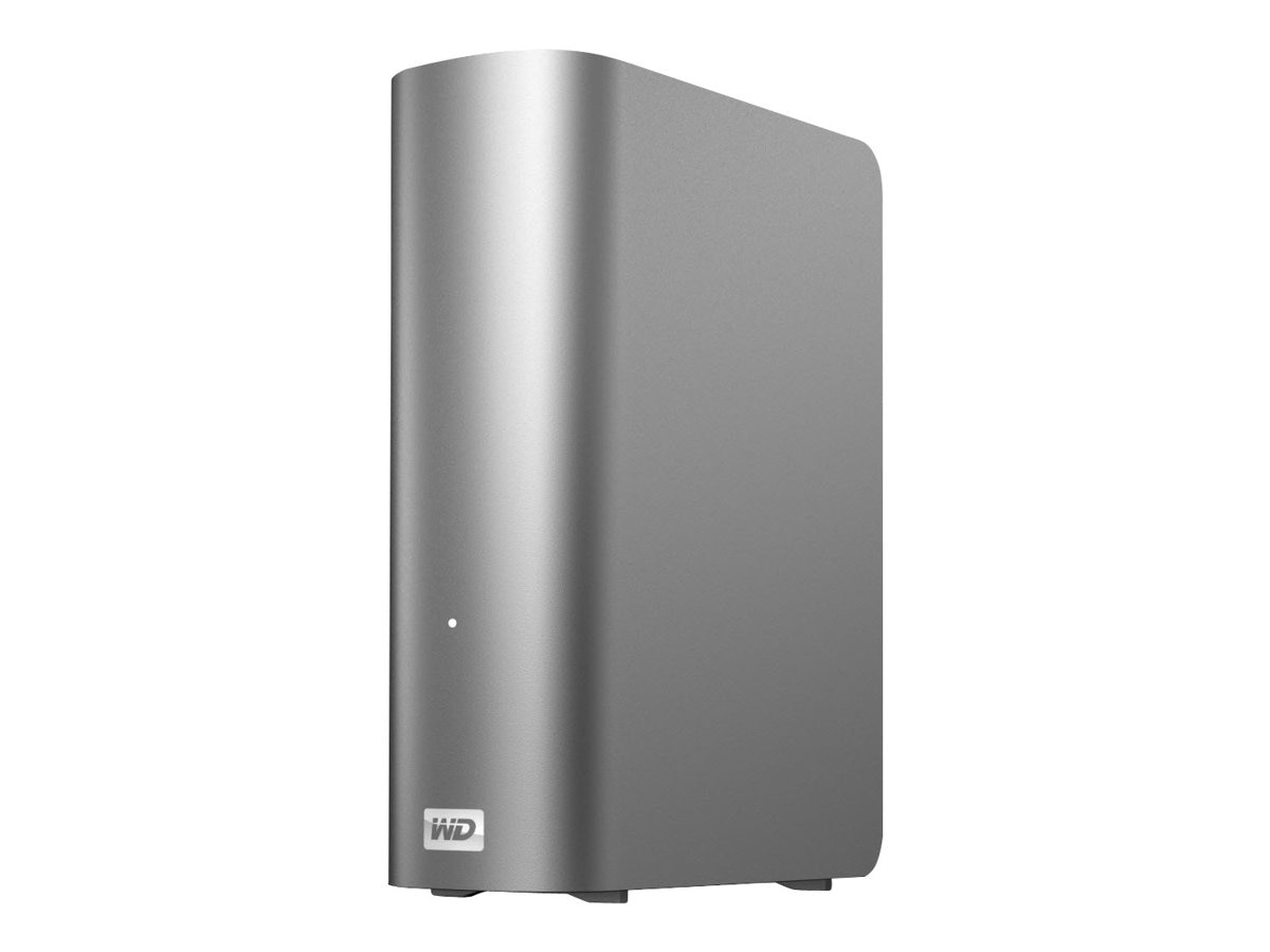 WD 4TB My Book Studio USB 3.0 DT External Storage, WDBHML0040HAL-NESN, 16240181, Hard Drives - External