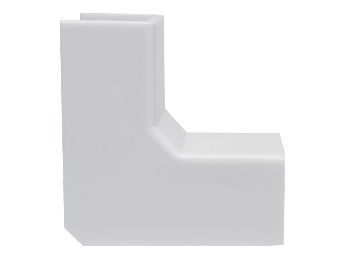 Tripp Lite Raceway Inside Corner Connector, White, 20-Pack, N080-C25-IC-WH