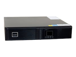 Liebert GXT4 1500VA R T Online UPS 120V w  Rackmount Kit, GXT4-1500RT120, 18382019, Battery Backup/UPS