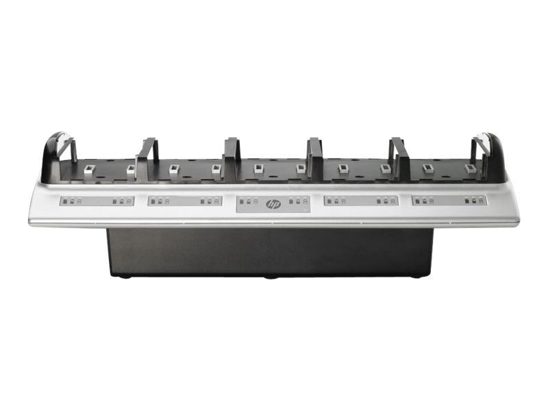 HP 10-Bay Battery Charger, H2W28AA#ABA, 14847835, Battery Chargers