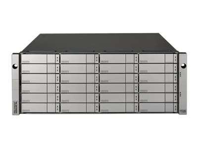 Promise 2U 12-Bay SFF SAS 12Gb s Dual Controller Expansion Chassis, J5320SDNX, 22252356, Hard Drive Enclosures - Multiple