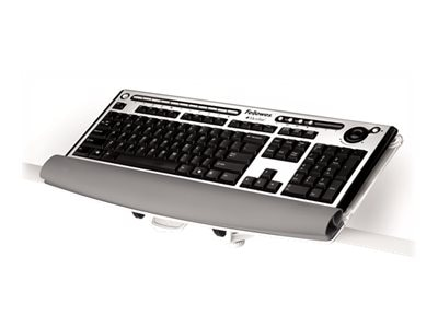 Fellowes I-Spire Series Desktop Edge Keyboard Lift, 9384701, 21086798, Ergonomic Products