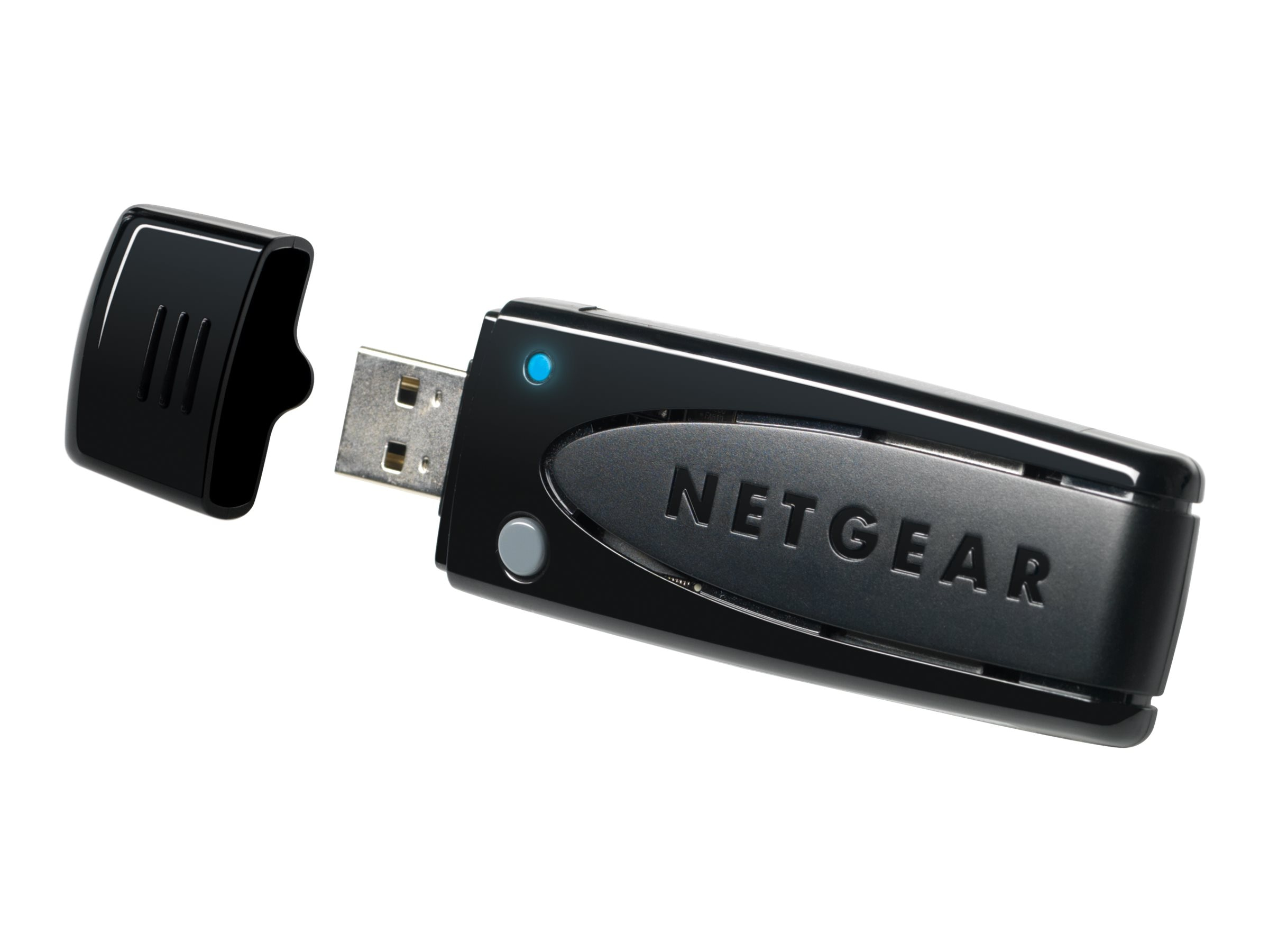 Netgear RangeMax Dual Band Wireless-N USB 2.0 Adapter, WNDA3100-100NAS