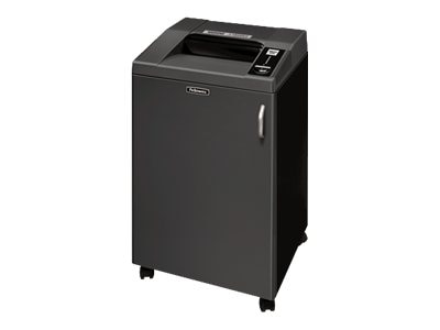 Fellowes Fortishred 4250S Strip-Cut Shredder, 32 Gallon Bin, 27-30 Sheet Capacity, Black