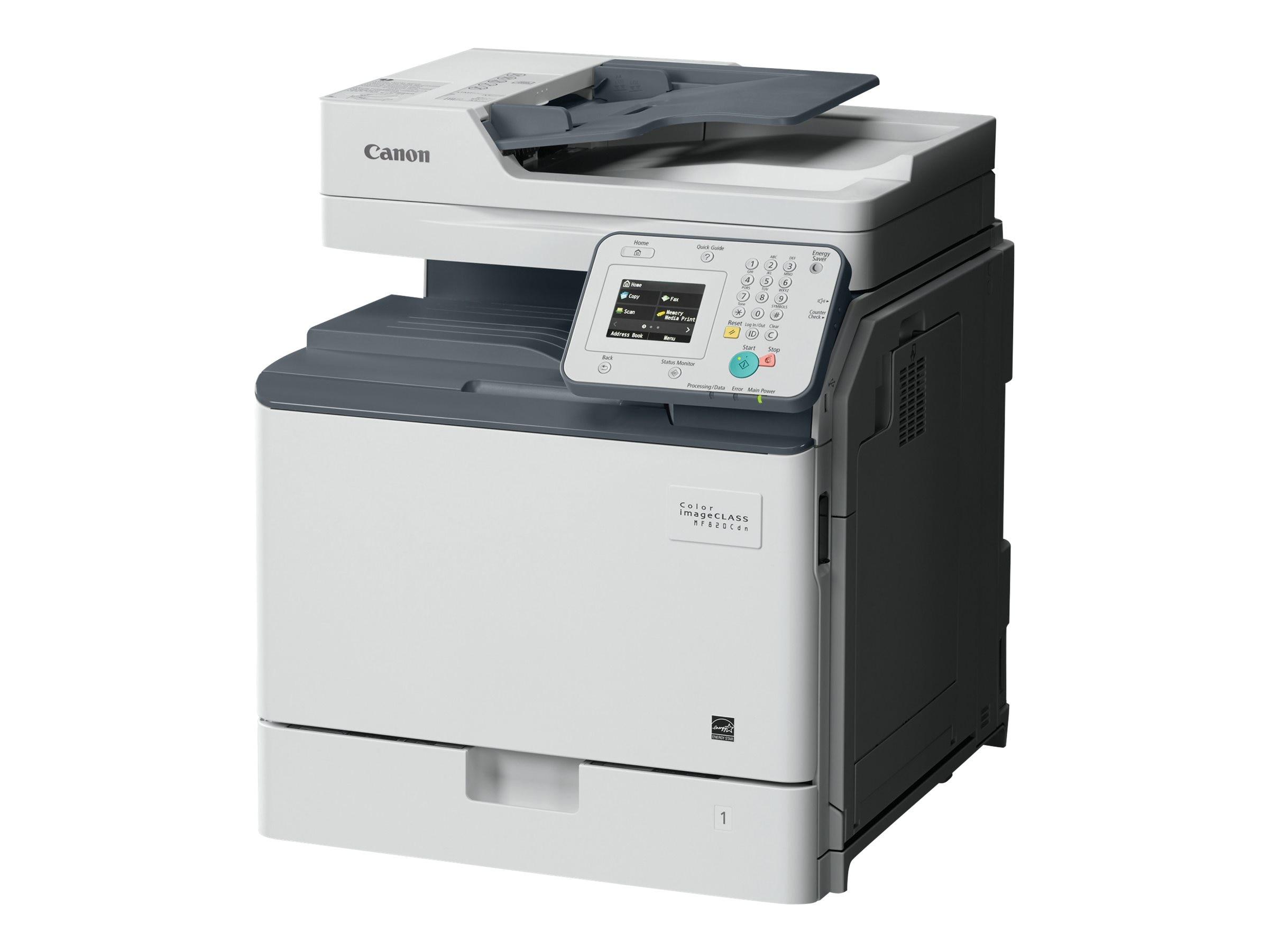Canon Color imageCLASS MF820Cdn Laser Printer