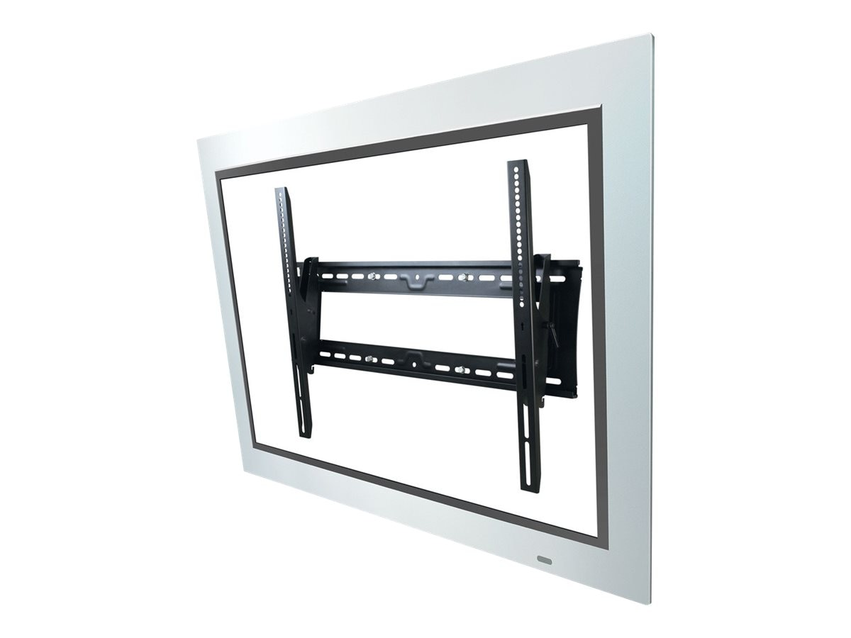 Atdec Tilt Wall Mount for Flat Panels 30-70 and up to 200lbs.- TV