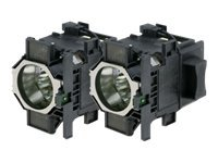 Epson Dual Replacement Lamp Kit for PowerLite Pro Z8250NL, Z8255NL, Z8450WUNL, Z8455WUNL