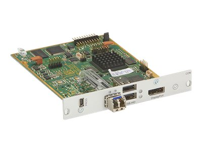 Black Box DKM FX HD Video and Peripheral Matrix Switch DisplayPort Receiver Interface Card, ACX2MR-DPH-SM