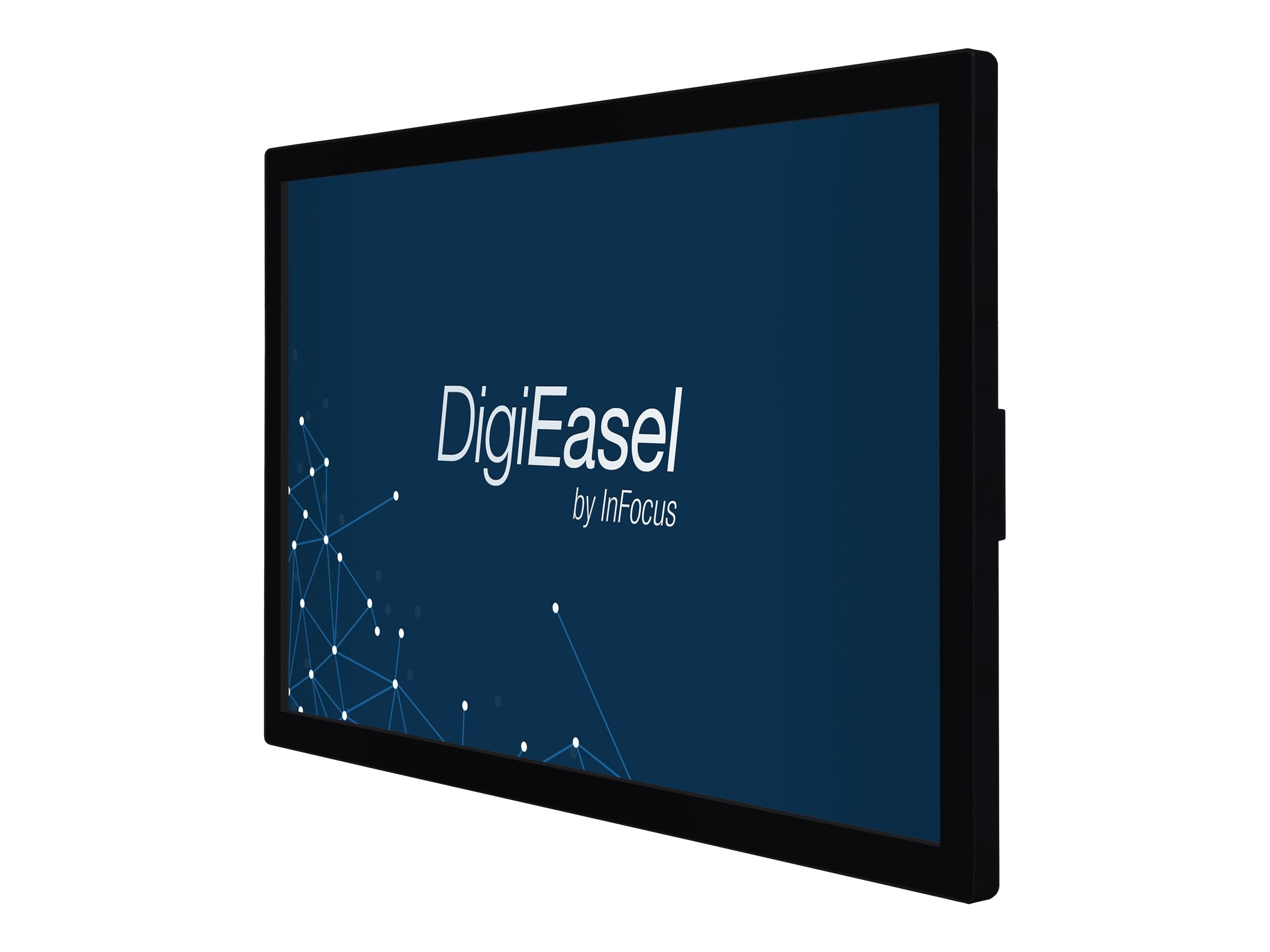 InFocus 40 JTouch DigiEasel Full HD LED-LCD Interactive Whiteboard Display with Wireless Collaboration, INF4030CBP