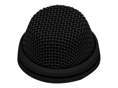 Sennheiser SpeechLine Wired Microphone Cardioid Install Boundary Mic, Black, 505606, 18373374, Microphones & Accessories