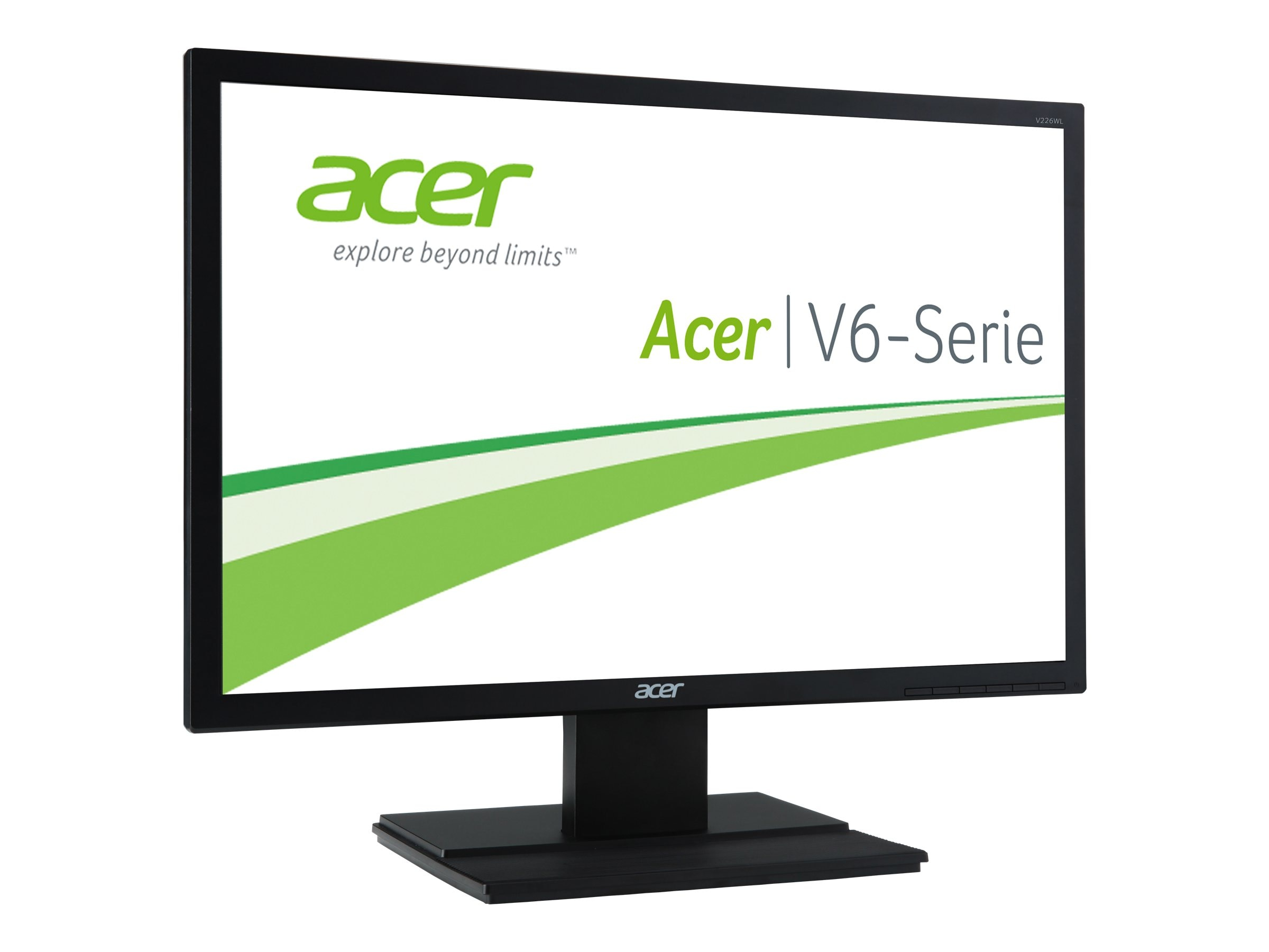 Acer 22 V226WL BMD LED-LCD Monitor, Black, UM.EV6AA.001