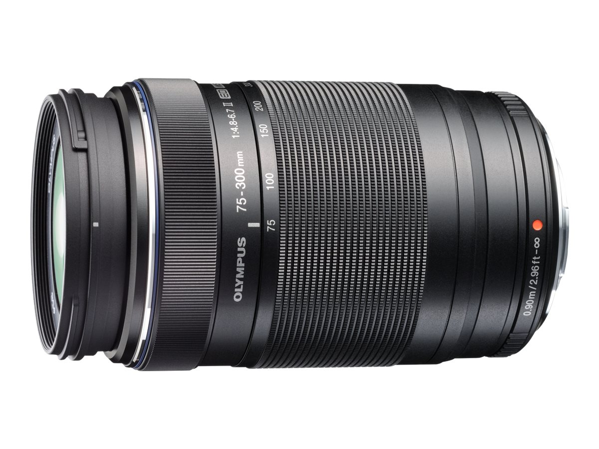 Olympus MSC ED-M 75-300mm II F4.8-6.7 Zoom Lens, V315040BU000, 16211371, Camera & Camcorder Lenses & Filters
