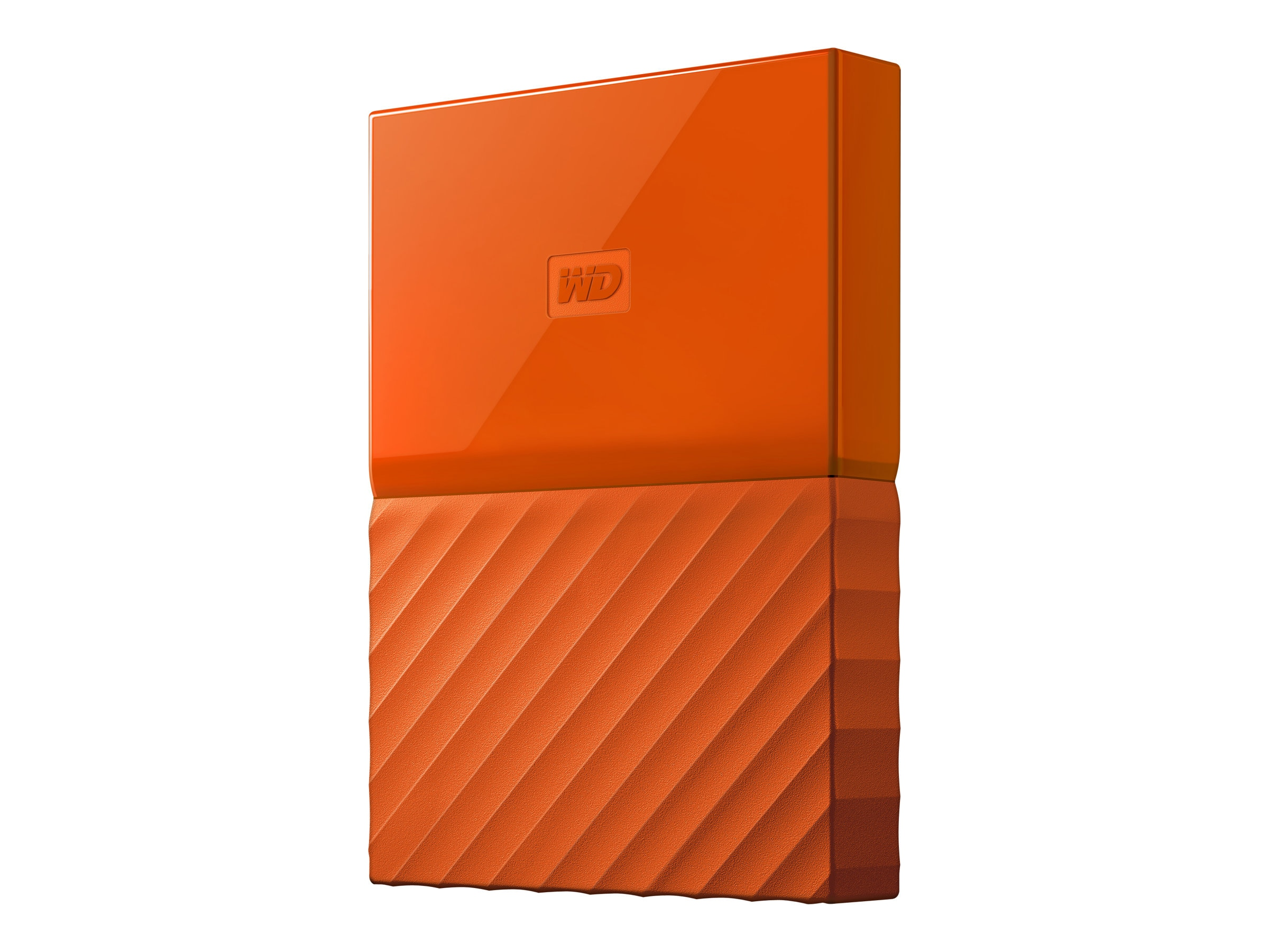 WD 2TB My Passport Ultra, Orange