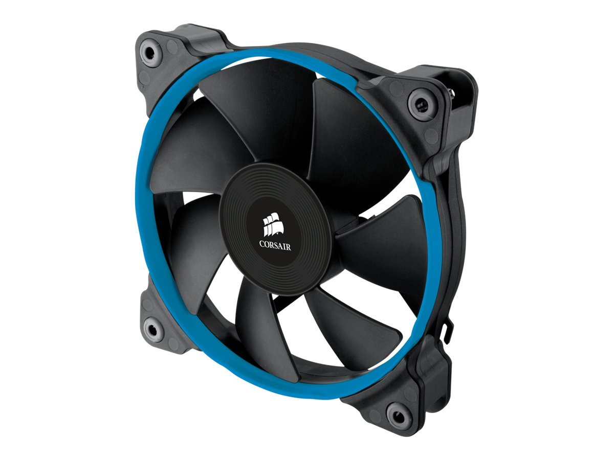 Corsair Air Series SP120 Quiet Edition High Static Pressure Fan, 2 Pack, CO-9050006-WW, 14032302, Cooling Systems/Fans