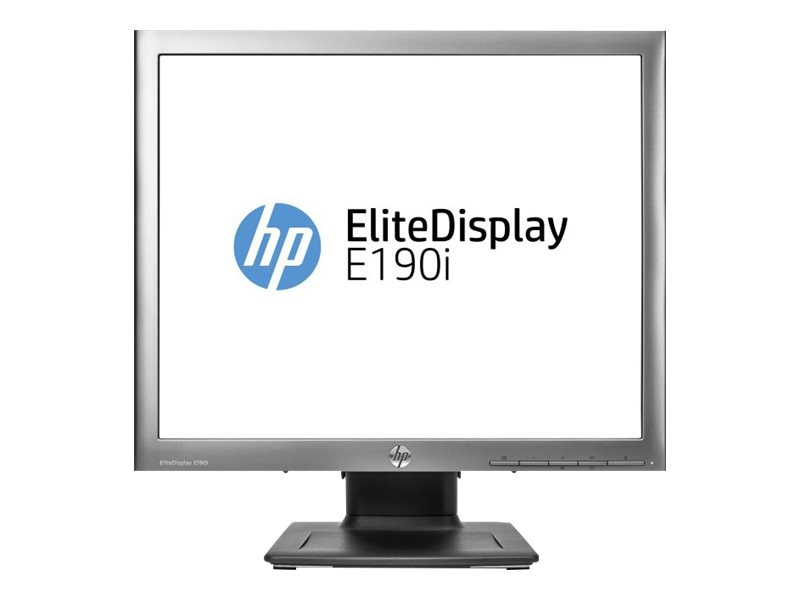 HP 18.9 E190i LED-LCD Monitor, Black