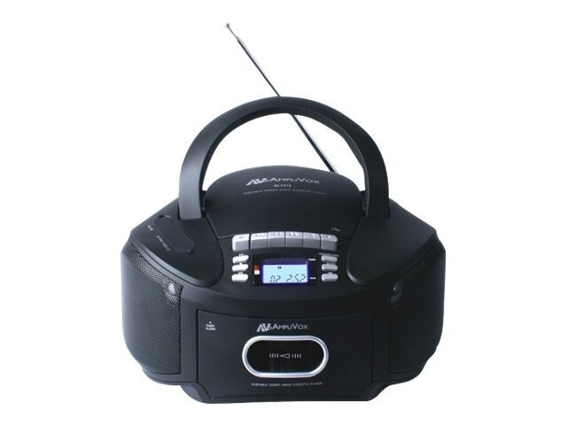 AmpliVox Portable Sound Systems SL1010 Image 1