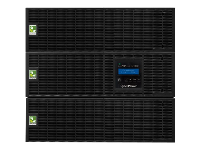 CyberPower Smart App Online 10,000VA 9000W 9U R T Pure Sinewave UPS, (18) Outlets, Instant Rebate - Save $470, OL10000RT3UTF