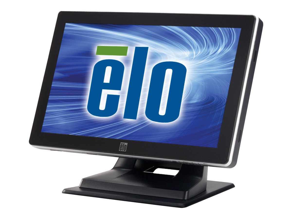 ELO Touch Solutions 15.6 1519L LCD Widescreen Touch Monitor, E732007, 13424128, Monitors - LCD