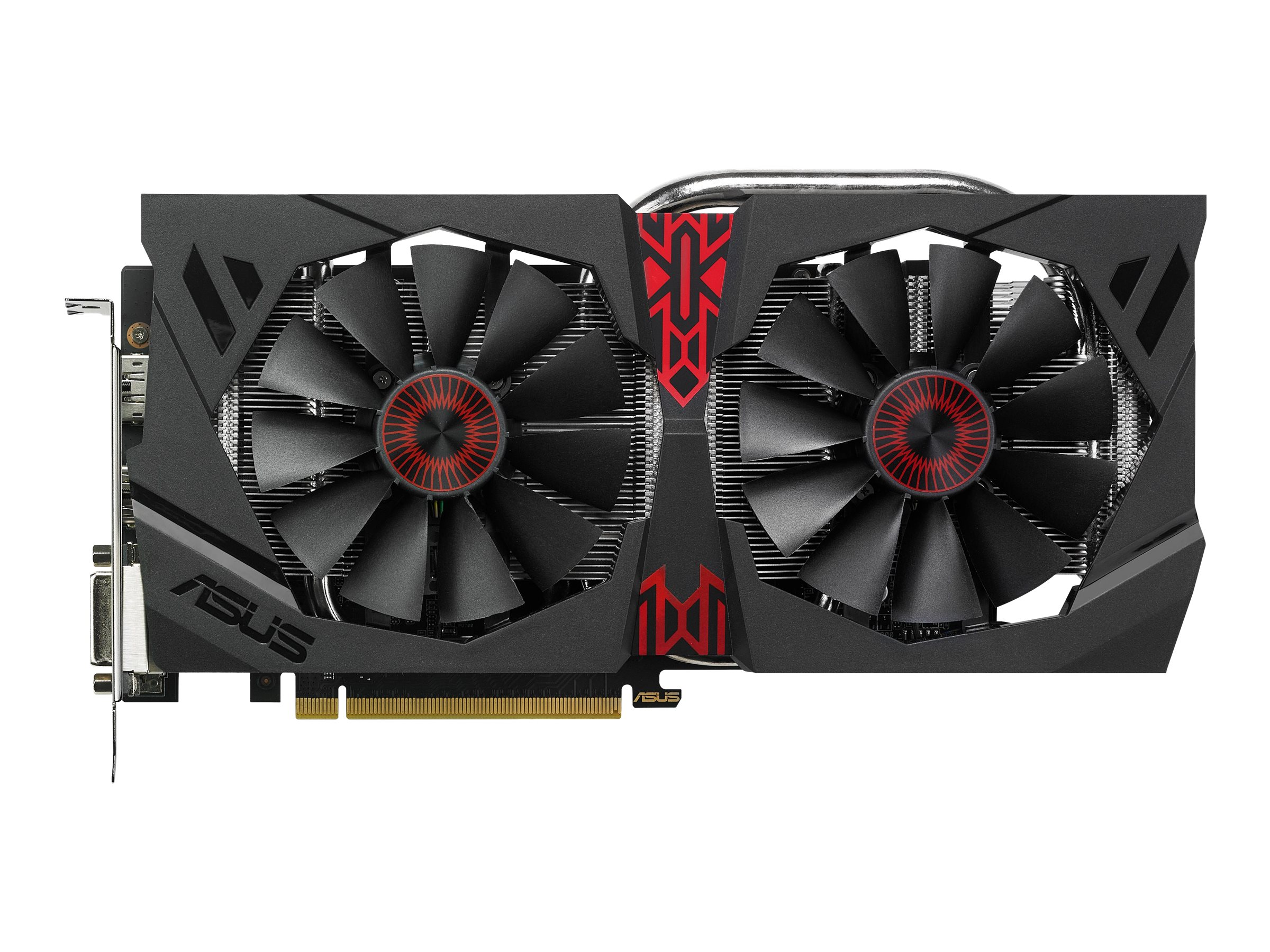 Asus STRIX R9 380 PCIe 3.0 Overclocked Graphics Card, 4GB GDDR5
