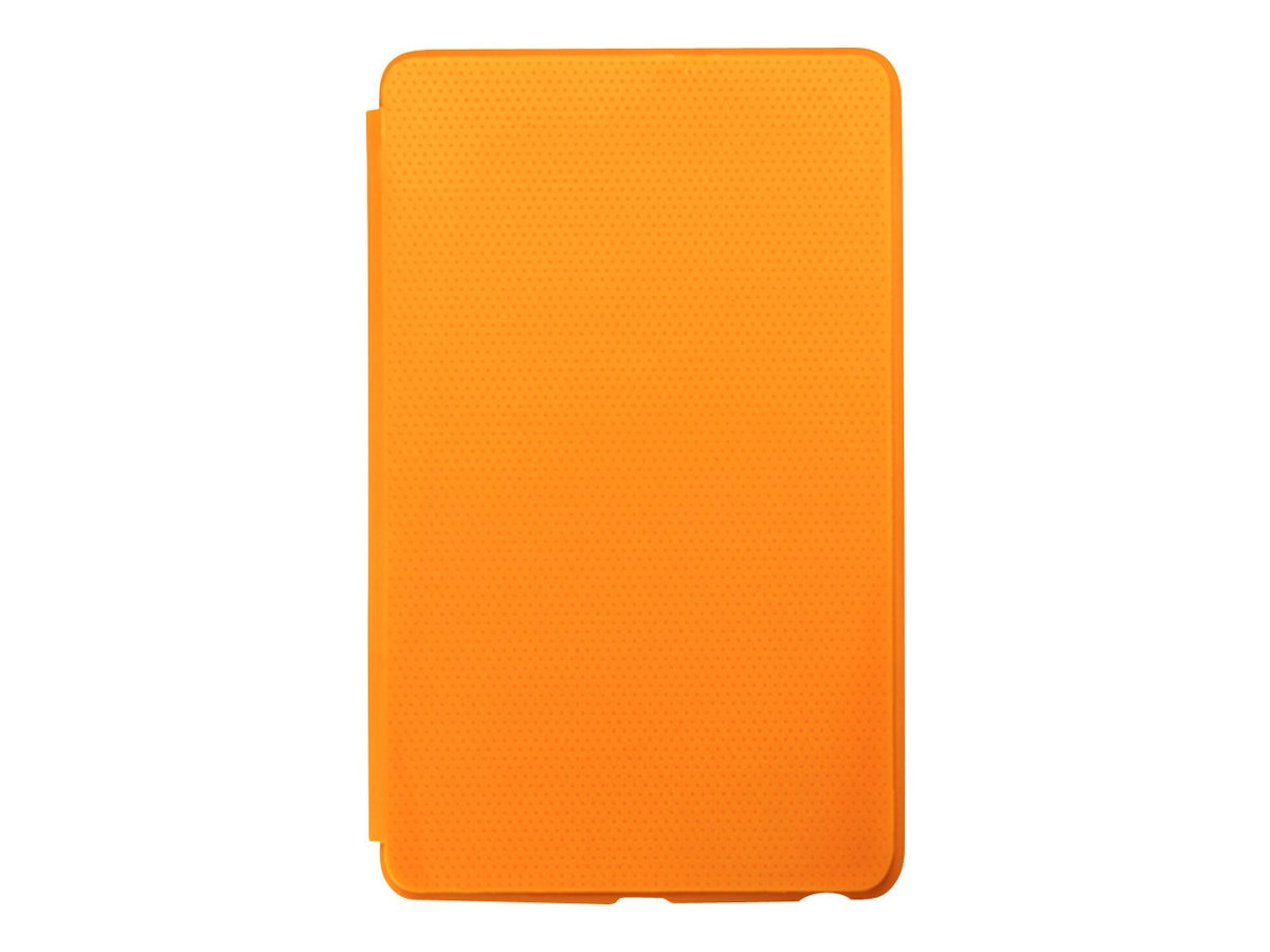 Asus Nexus 7 Travel Cover, Orange, 90-XB3TOKSL00170-, 31260497, Carrying Cases - Tablets & eReaders