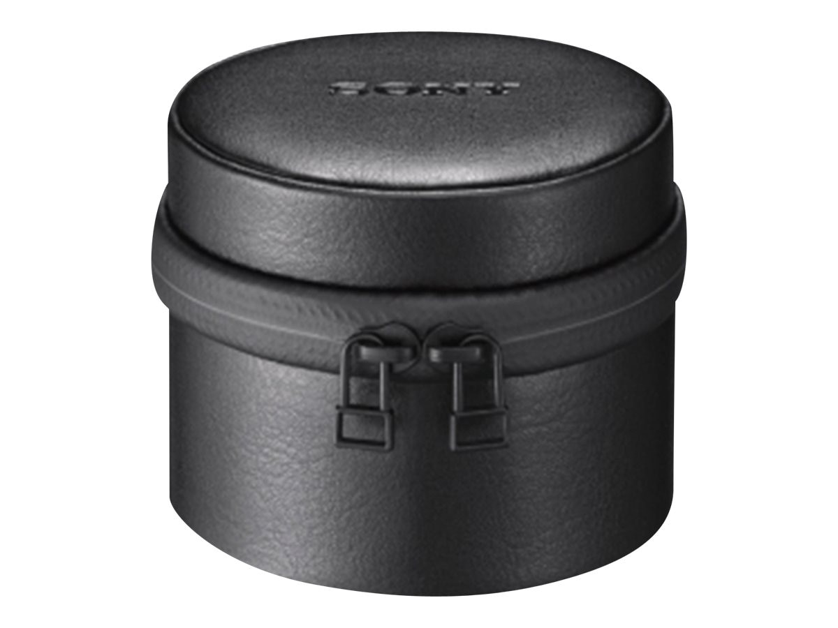 Sony Water-Repellant Soft Carrying Case for DSC-QX10, LCSBBM/B