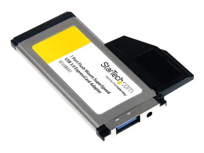 StarTech.com ExpressCard 34mm to 54mm Stabilizer Adapter, ECBRACKET2
