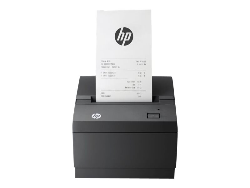 HP Value PUSB Receipt Printer (Smart Buy), F7M67AT, 16961324, Printers - POS Receipt