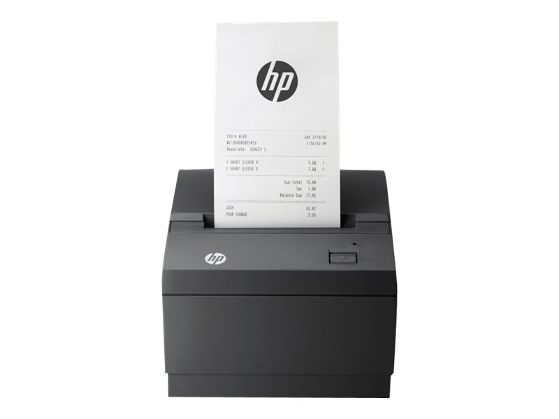 HP Value PUSB Receipt Printer, F7M67AT, 16961324, Printers - POS Receipt