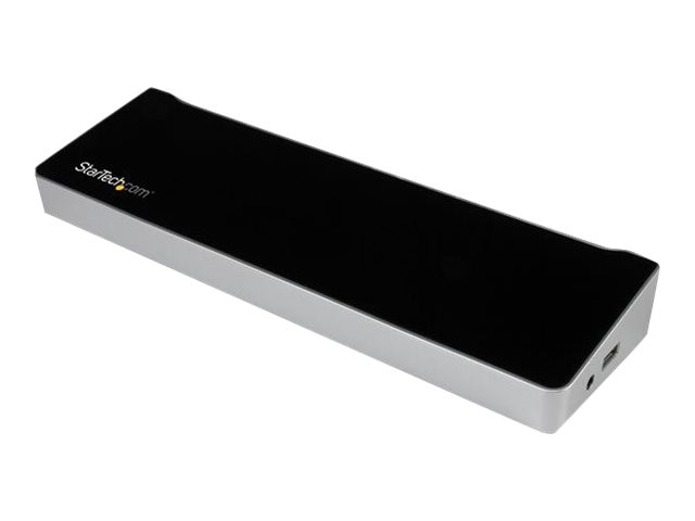 StarTech.com USB 3.0 Docking Station for Two Laptops, USB3DDOCKFT, 30561108, Docking Stations & Port Replicators