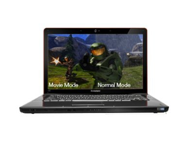 Lenovo IdeaPad Y550 : 2.1GHz Core 2 Duo 15.6in display, 418659U, 9980851, Notebooks