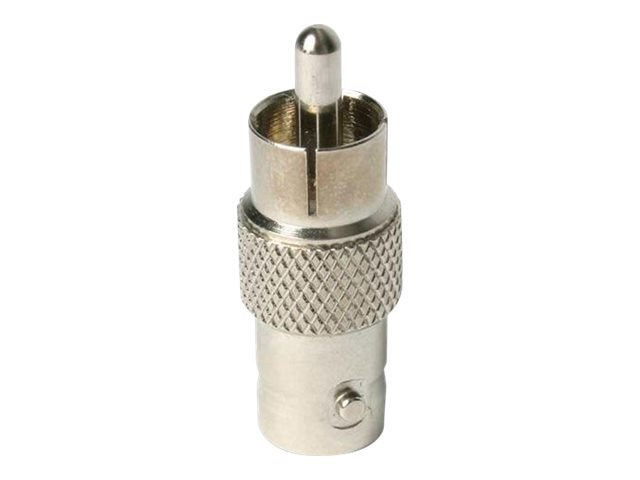 StarTech.com RCA (M) to BNC (F) Adapter