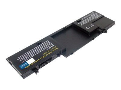 Add On Li-Ion Notebook Battery 11.1V 3800mAh 42Wh 6-cell for Dell, 312-0445-AA, 20660436, Batteries - Notebook
