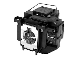 Ereplacements Replacement Lamp for Powerlite 710, S11, S12, W11, X12, ELPLP67-ER, 31816221, Projector Lamps