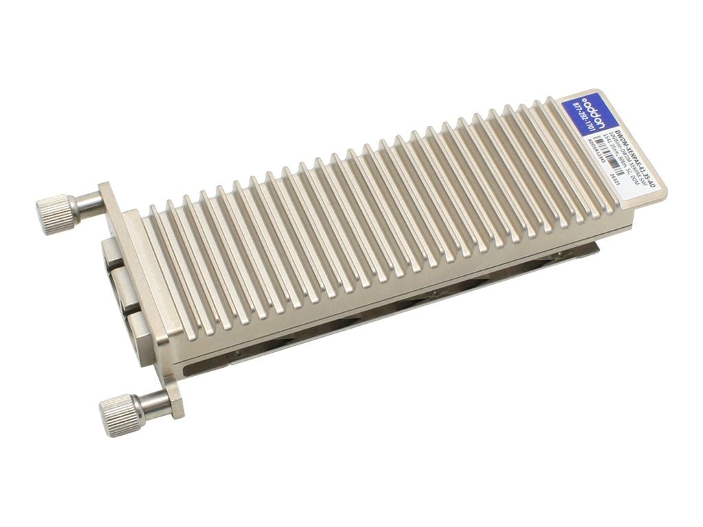 ACP-EP XENPAK TAA XCVR 10-GIG DWDM DOM SC Transceiver for Cisco