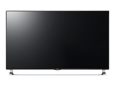 LG 54.6 LA9700 LED-LCD Ultra HD 3D TV, Black, 55LA9700, 16785041, Televisions - LED-LCD Consumer