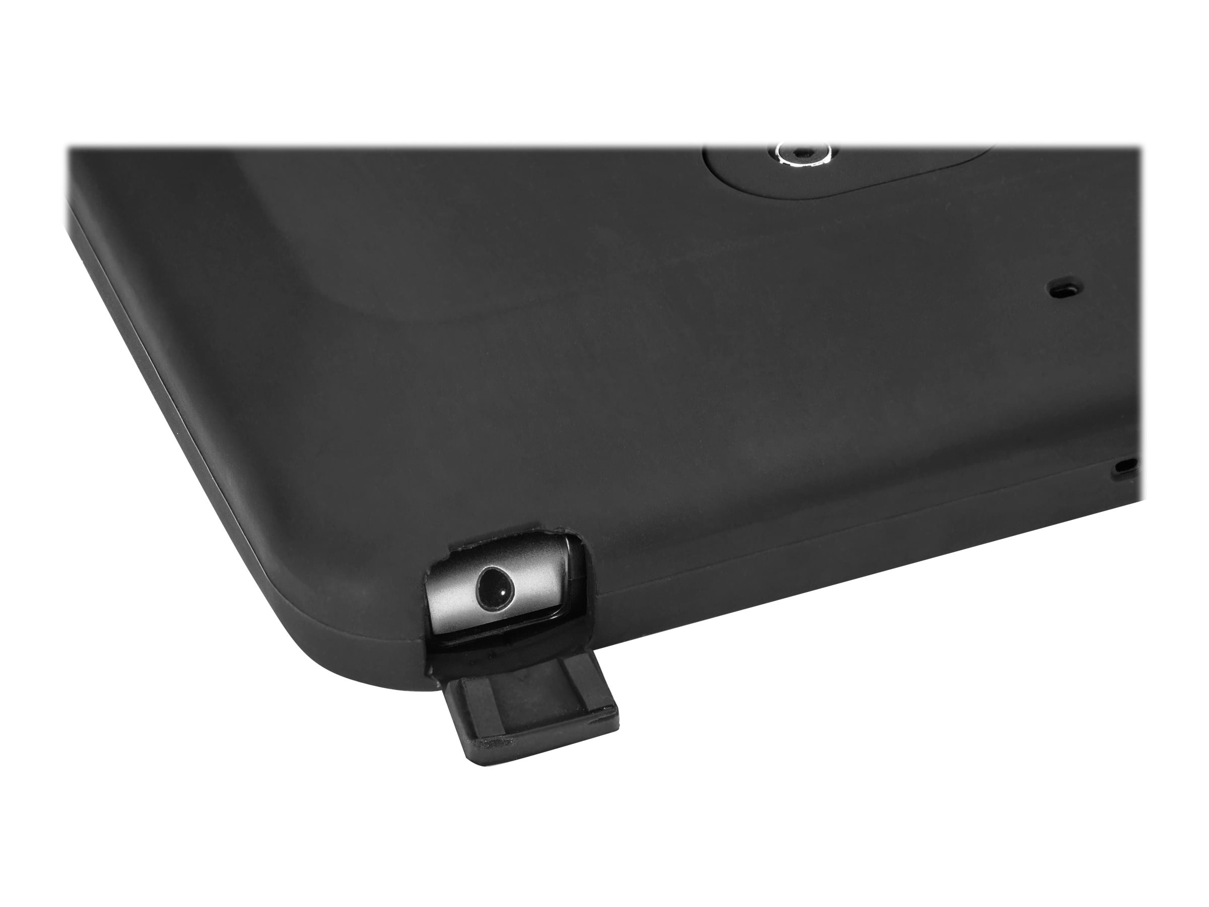 Kensington SecureBack Rugged Payments Enclosure for iPad Air iPad Air 2, Black, K67739WW