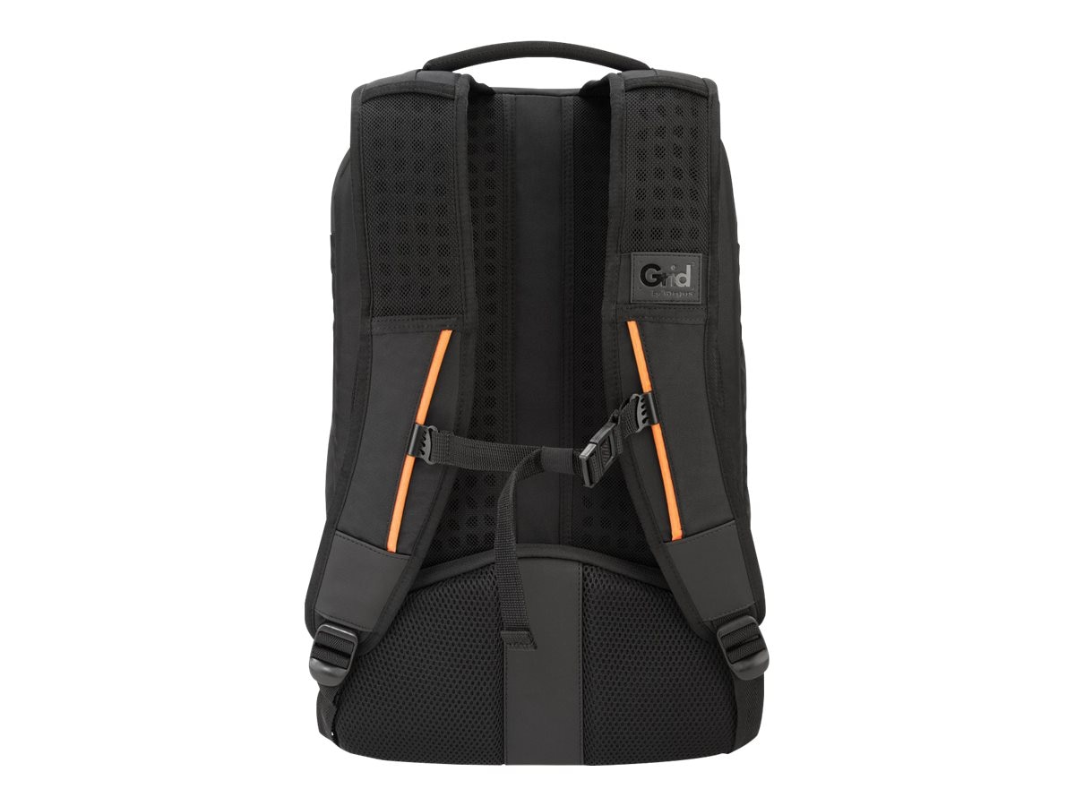Targus Advanced Grid Backpack 14, Black, TSB857