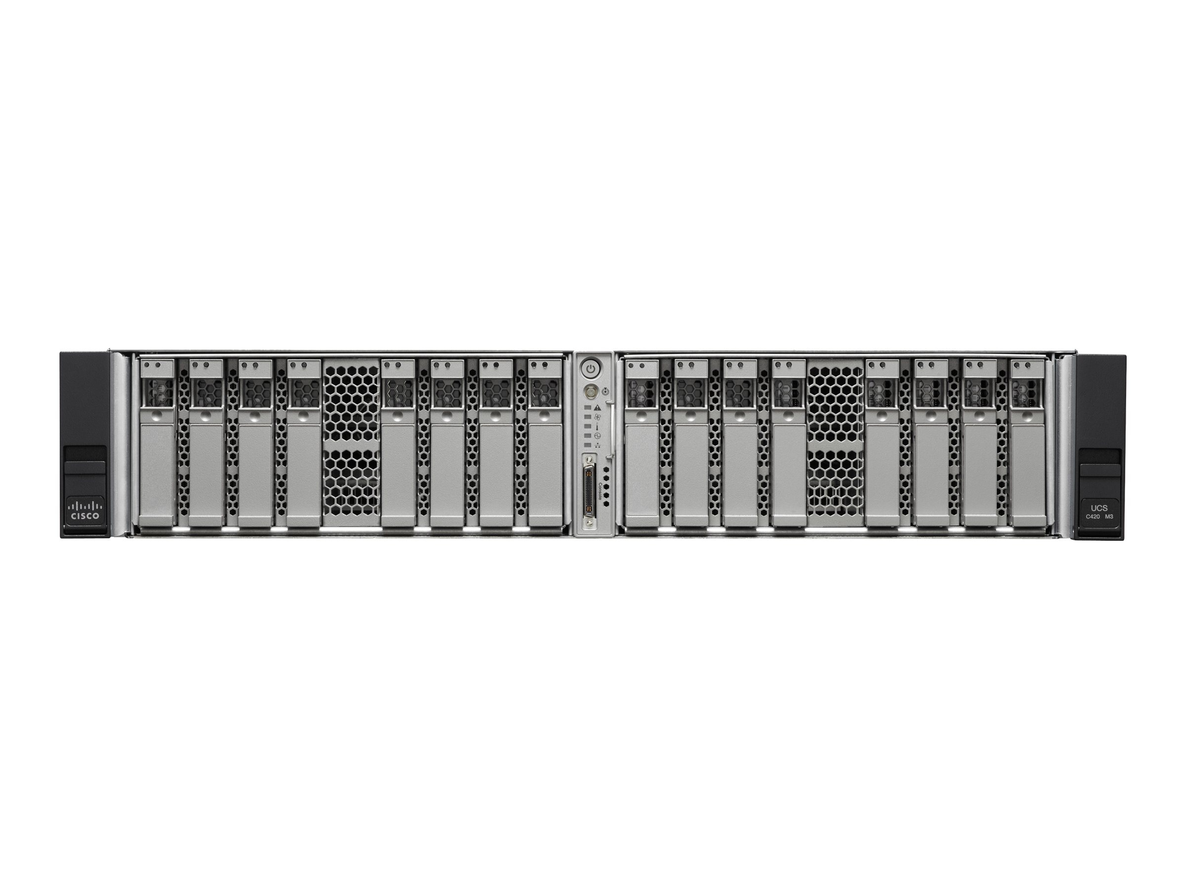 Cisco Barebones, UCS C420 M3 No CPU, Memory, HDDs, SSDs, PCIe, or Rail Kit, UCSC-C420-M3, 15007310, Barebones Systems