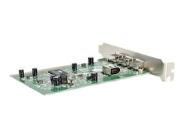 StarTech.com 4-port IEEE 1394 FireWire PCI Card with Digital Video Editing Kit, PCI1394_4, 214242, Controller Cards & I/O Boards