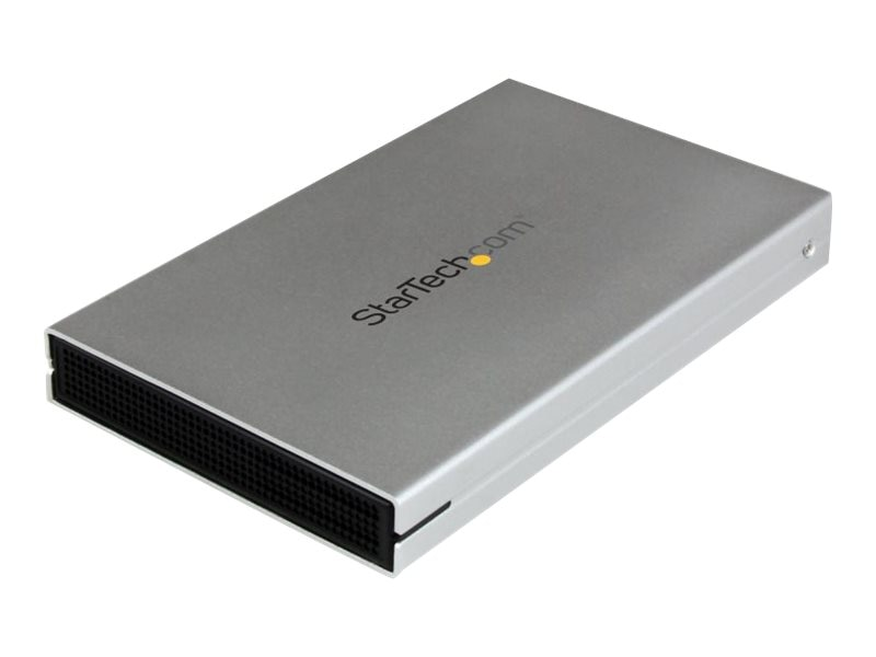StarTech.com eSATAp eSATA or USB 3.0 External 2.5 SATA 6Gb s Hard Drive Enclosure, S251SMU33EP, 18013782, Hard Drive Enclosures - Single