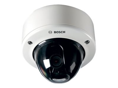 Bosch Security Systems FLEXIDOME IP Starlight 7000 VR Dome Camera with 10-23mm SR Lens and Surface Mount Box, IVA Installed
