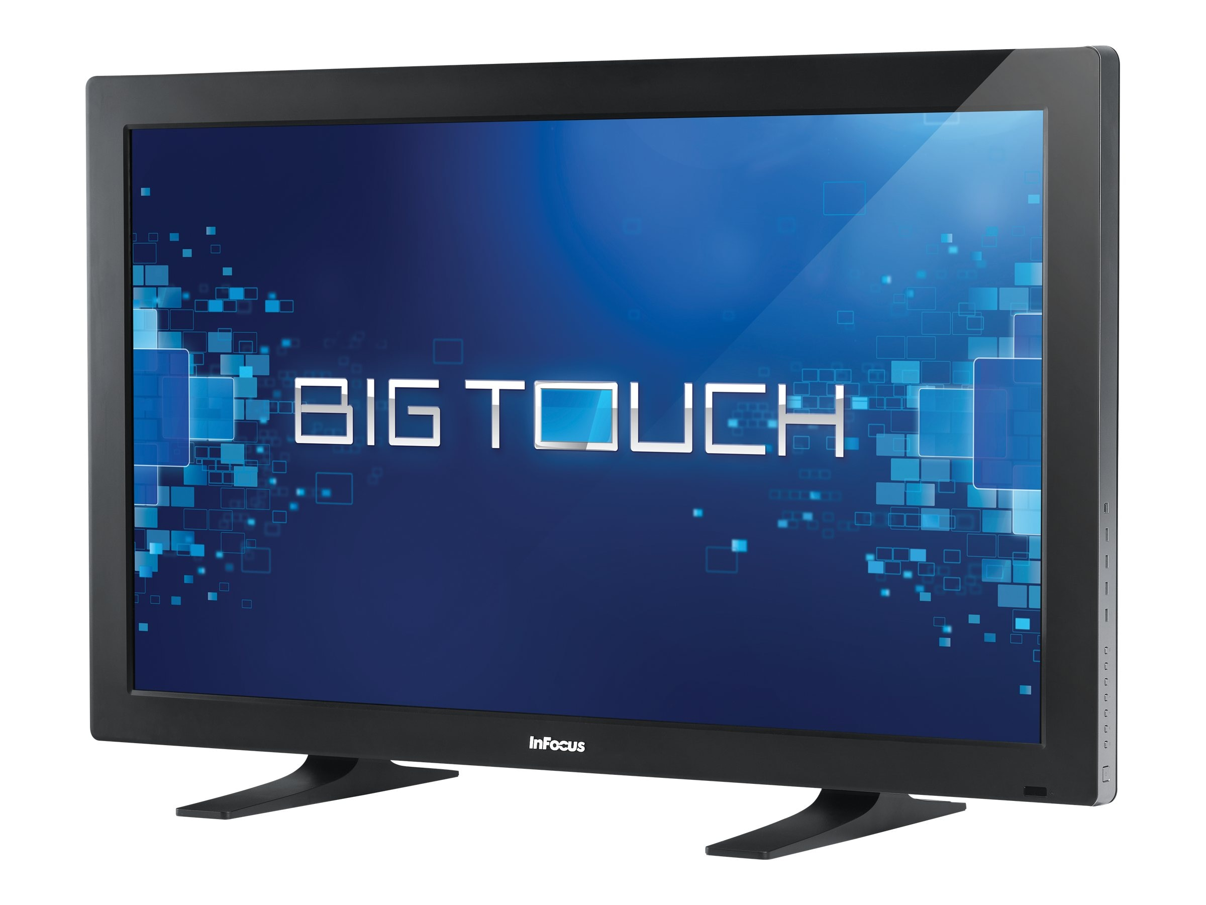 InFocus 55 BigTouch AIO Full HD Touchscreen Display, Black, INF55WIN8-KIT, 17376311, Monitors - Large-Format LED-LCD