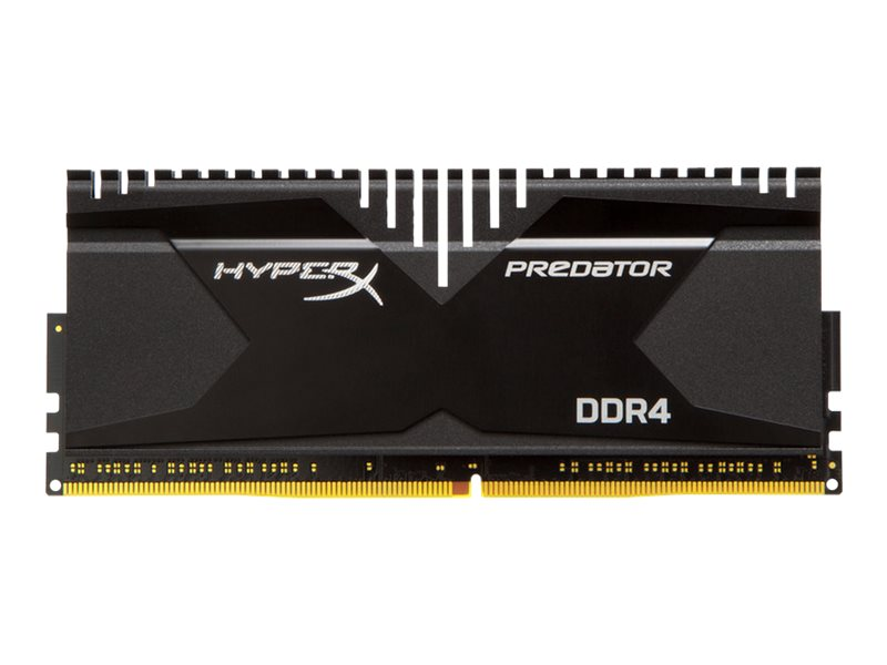 Kingston 32GB PC4-19200 288-pin DDR4 SDRAM DIMM Kit, HX424C12PBK4/32, 18545421, Memory