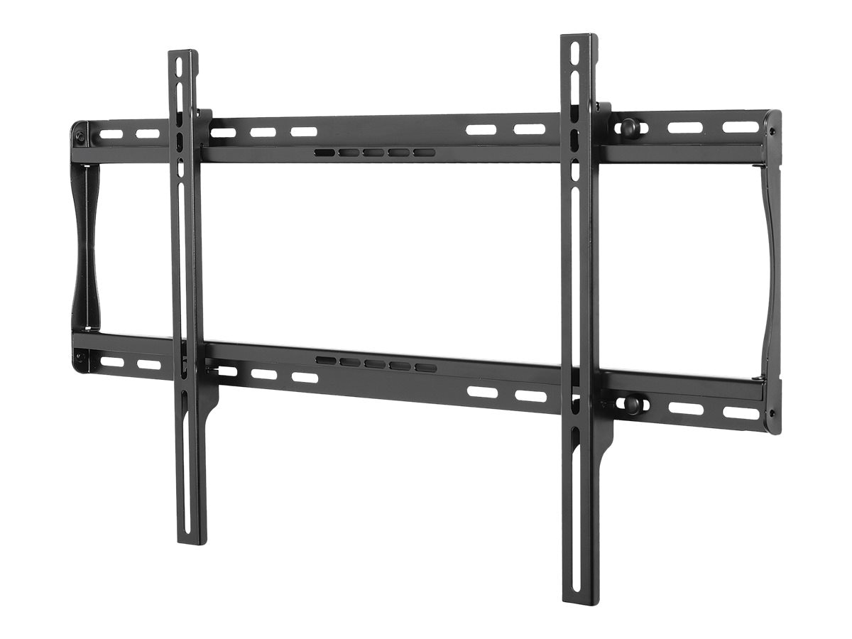 Peerless SmartMount Universal Flat Wall Mount for 37 to 75 Displays, Black, SF650P