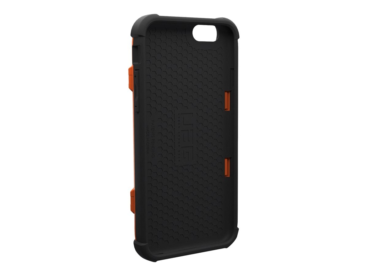 Urban Armor Card Case for iPhone 6 6s, Rust, IPH6/6S-N-RST, 30963967, Carrying Cases - Phones/PDAs