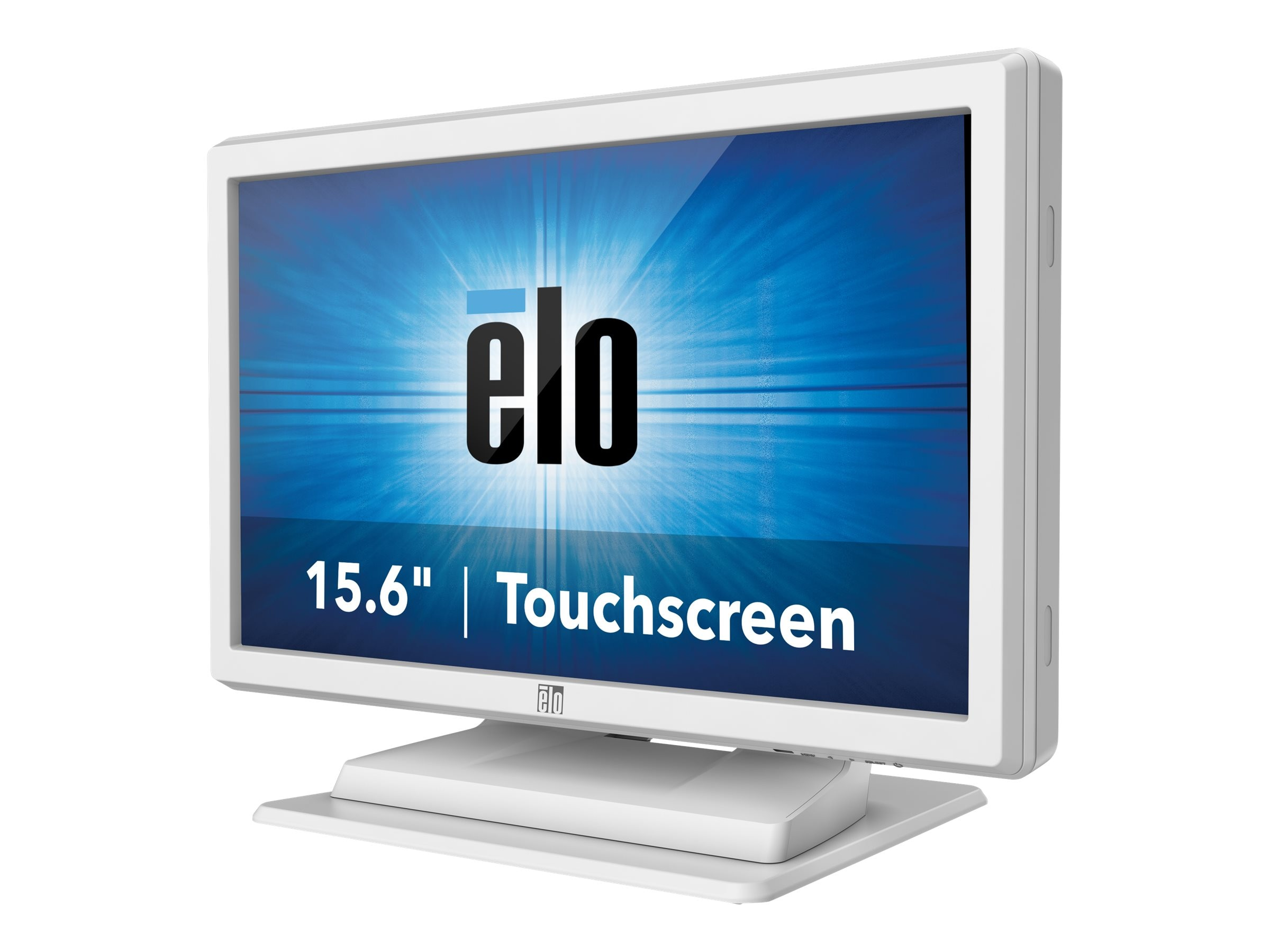 ELO Touch Solutions 1519LM 15.6 LCD IntelliTouch Dual Serial USB, White (NC NR), E561587