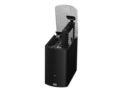 WD 2TB My Book VelociRaptor Duo Thunderbolt Dual Drive Storage System, WDBUWZ0020JBK-NESN, 14705503, Hard Drives - External