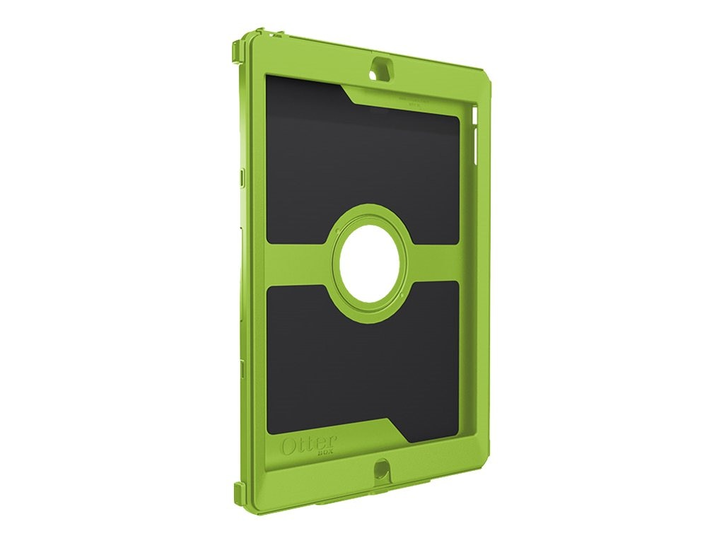 OtterBox Defender Series Shell for iPad Air, Glow Green, 78-39701, 18221371, Carrying Cases - Tablets & eReaders